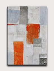 お買い得  -プリント キャンバス地プリント - 抽象画 現代風 近代の
