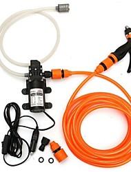 Недорогие -мойка высокого давления электрический умный автомойка насос с выключателем прикуривателя портативный мойщик