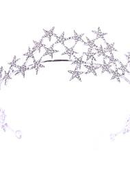 abordables -Bandas de cabeza / Tiaras / Corona Accesorios para el cabello Legierung Accesorios pelucas Mujer 1 pcs PC 34 cm cm Escuela / Quinceañera y Dulces Dieciséis / Festival Auriculares Con Micrófono