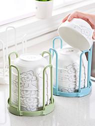 cheap -Kitchen Plastic Storage Bowl Rack Storage Rack