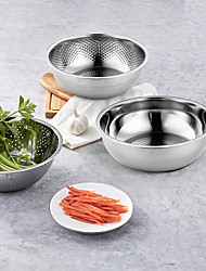 お買い得  -BoBer ステンレス 調理器具 ダイニングとキッチン フィルター エルゴノミック設計 ツール 最高品質 台所用品ツール 家庭向け 日常使用 調理器具のための 1セット