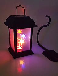 זול -1pc 0.2 W מנורה / נורות סולריות לד / אור רחוב סולרי צבעוני 1.2 V תאורת חוץ / חָצֵר / גן LED חרוזים