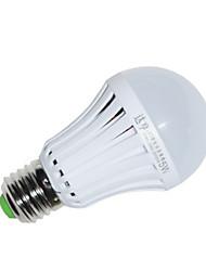 hesapli -5 W LED Küre Ampuller 310-410 lm E26 / E27 10 LED Boncuklar Acil Serin Beyaz 220-240 V, 1pc