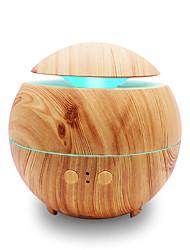 Недорогие -увлажнитель капли воды ароматерапия машина ультразвук семь цветов лампа для ароматерапии увлажнитель капли воды деревянные бытовые ароматерапия машины мелкой древесины зерна
