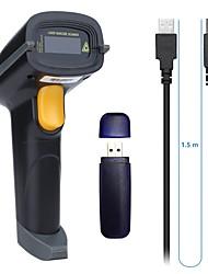 Недорогие -YUNEW A56 Сканер штрих-кода сканер Проводной USB Свет лазера