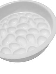 billige -1pc Silikone Kreativ Køkkengadget For Køkkenredskaber Dessertværktøjer Bageværktøj
