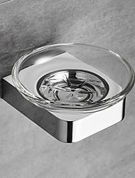 お買い得  -ソープディッシュ&ホルダー 新デザイン 真鍮 1個 壁式