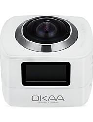 Недорогие -Factory OEM SY15SPC 1440P HD Автомобильный видеорегистратор Широкий угол 8.0 Мп КМОП Капюшон с WIFI / Водонепроницаемый Автомобильный рекордер