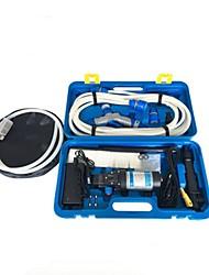 Недорогие -80 Вт портативный высокого давления электрический автомойка пистолет 220 В автомойка дома автомойка машина