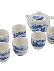 cheap -Drinkware Drinkware Set Porcelain Heat-Insulated Casual / Daily