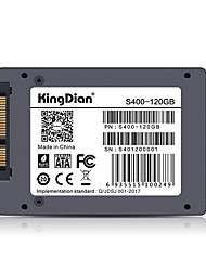 Недорогие -Kingdian S400 SSD SATA3 2,5-дюймовый жесткий диск 120 ГБ жесткий диск