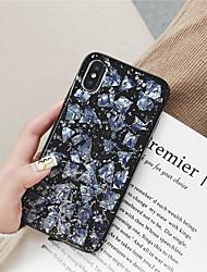 Недорогие -чехол для яблока iphone xr / iphone xs max pattern / прозрачная задняя крышка с блеском и блеском мягкое тпу для iphone x / xs / 6/6 plus / 6s / 6s plus / 7/7 plus / 8/8 plus