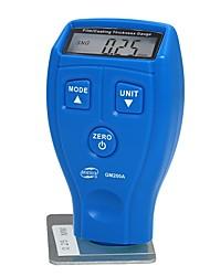 Недорогие -Цифровой измеритель толщины покрытия Benetech 0-1,8 мм / 0-71,0 мил gm200a лакокрасочное покрытие автомобиля измеритель толщины краски автомобиля диагностический инструмент