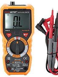 hesapli -Zirmetre taşınabilir dijital multimetre pm18 dijital multimetre akım gerilim direnci test cihazı elektrikçi ölçüm cihazı