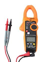 hesapli -Zirmetre ac / dc kelepçe metre pm2128s el temassız dijital gerilim akım kelepçe metre elektrik ölçü aleti