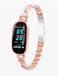 Недорогие -BoZhuo f18 Женский Умный браслет Android iOS Bluetooth Водонепроницаемый Пульсомер Измерение кровяного давления Израсходовано калорий Информация