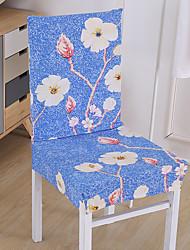 levne -Potah na židli Květinový / Současné Reaktivní barviva Polyester potahy