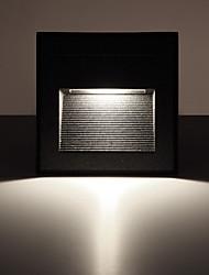 Χαμηλού Κόστους -ondenn 1pc 3 w οδήγησε προβολέας αδιάβροχο νέο σχέδιο διακοσμητικό ζεστό λευκό λευκό 85-265 v εξωτερικός φωτισμός πισίνα αυλή 3 led beads