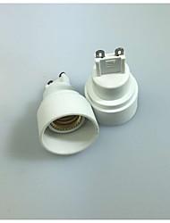 ieftine -1 buc G9 la E14 E14 100-240 V Convertor Plastic Bec pentru becuri