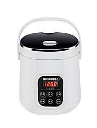 رخيصةأون -12/24 فولت 1.6 لتر منخفضة الضوضاء المحمولة سيارة طنجرة الأرز