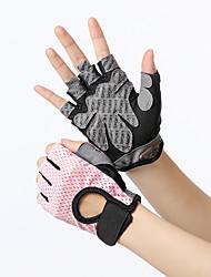 ราคาถูก -Workout Gloves ทนทาน ระบายอากาศ ฟิตเนส ยิมออกกำลังกาย ออกไปทำงาน สำหรับ ผู้ชาย ผู้หญิง