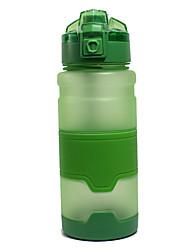 Недорогие -чайник Бутылка для воды 700 ml PP Прочный для Отдых и Туризм Путешествия Зеленый Серый Оранжевый Синий Розовый
