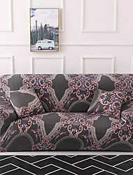 billige -Sofatrekk Planter / Blomstret / Trykt mønster Garn Bleket Polyester slipcovere