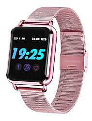 Недорогие -BoZhuo Q3S Женский Умный браслет Android iOS Bluetooth Водонепроницаемый Пульсомер Измерение кровяного давления Израсходовано калорий Информация