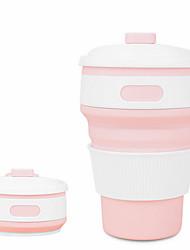 ieftine -Drinkware Căni de Cafea / Rotativă Solid silicon din corp Portabil sportiv