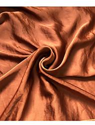 baratos -Chifon Cor Única Inelástico 125 cm largura tecido para Vestuário e Moda vendido pelo 0,1 m
