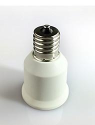 ieftine -1 buc E17 până la E27 E14 100-240 V Convertor Plastic Bec pentru becuri