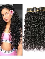 olcso -4 csomópont Brazil haj Hullám 100% Remy hajszövési csomó Az emberi haj sző Bundle Hair Emberi haj tincsek 8-28 hüvelyk Természetes szín Emberi haj sző Szagmentes Újonnan érkező Hot eladó Human Hair
