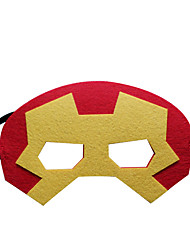 preiswerte -Superheld Cosplay Kostüme Kinder Jungen Cosplay Halloween Halloween Karneval Maskerade Fest / Feiertage Plüsch Fuchsia / Tintenblau / Dunkelgrün Karneval Kostüme Einfarbig