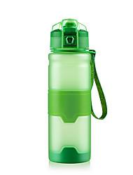 Недорогие -Бутылки для воды Бутылка для воды 500 ml PP Портативные для Велосипедный спорт / Велоспорт Походы / туризм / спелеология Путешествия Черный Зеленый Оранжевый Синий Розовый