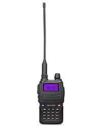 voordelige -ELIDA UV2 Draagbaar Programmeerbaar via pc-software / VOX / CTCSS / CDCSS 5km-10km 5km-10km 128 1500 mAh 5 W Walkie Talkie Two Way Radio