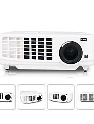 Недорогие -x1800 ЖК-светодиодный проектор 3000 лм Поддержка Android 1080p (1920x1080) 30-300 дюймов