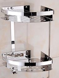 levne -Polička do koupelny Nový design / Cool Moderní Nerez 1ks Nástěnná montáž