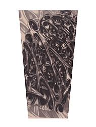 abordables -LITBest 2 pcs Tatouages temporaires Universel / Créatif / Doux brachium Nylon Tatouages à manches
