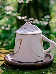 Недорогие -Drinkware Кружки и Чашки Фарфор Милые Офис / Карьера / На каждый день