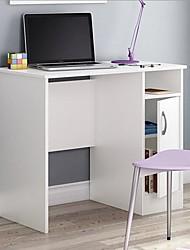 Недорогие -белый компьютерный стол - отлично подходит для небольшого домашнего офиса