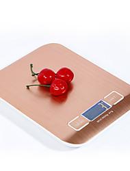 Недорогие -5 кг 5 г цифровые кухонные весы из нержавеющей стали большая еда диета кухня приготовления 5000 г х 5 г весовые электронные весы