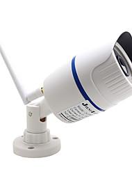 Недорогие -Wi-Fi ip-камера 720p 1.0mp видеонаблюдения беспроводной безопасности открытый водонепроницаемый аудио микро ip