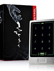 Недорогие -Контроллер доступа к дверям идентификационной карты zk-fp200e