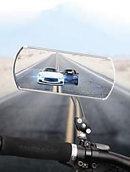 Недорогие -Зеркало заднего вида Рулевое зеркало на велосипед Выпуклое зеркало Регулируется Прочный Простота установки Широкий угол заднего обзора Поворот на 360° Назначение