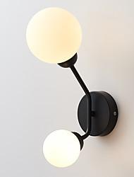 hesapli -Duvar ışığı Ortam Işığı Duvar lambaları 110-120V / 220-240V G9 Basit / Modern Çağdaş