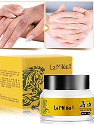 Недорогие -Корректор и база Не содержит алкоголя / Защита / Над вашей рукой Составить 1 pcs 100% натуральные ингредиенты крем руки / Ножки Повседневный макияж