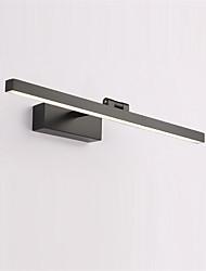 Недорогие -60 см 14 Вт скандинавском стиле металлический светодиодный зеркальный светильник гостиная кабинет огни освещение ванной макияж макияж