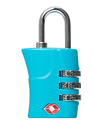 cheap -S012 Coded Lock Zinc Alloy for Luggage
