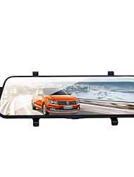 Недорогие -L6 1080p Автомобильный видеорегистратор 170° Широкий угол 3.8 дюймовый LCD Капюшон с G-Sensor / Циклическая запись Автомобильный рекордер