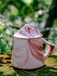 Недорогие -Drinkware Кружки и Чашки Фарфор Подруга Gift / Милые Офис / Карьера / На каждый день